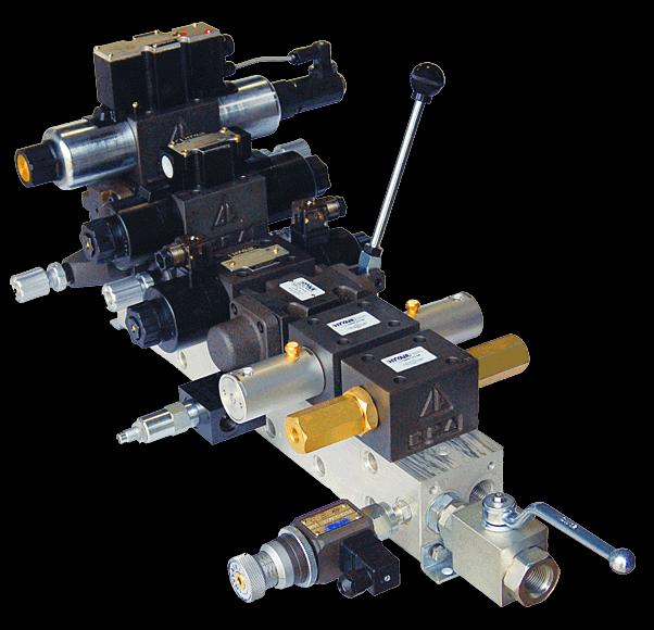 Hyvair Corp  - Hydraulic & Pneumatic Fluid Power Components